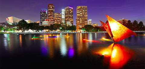 """洛杉矶发力中国市场 迎接""""中美旅游年"""""""