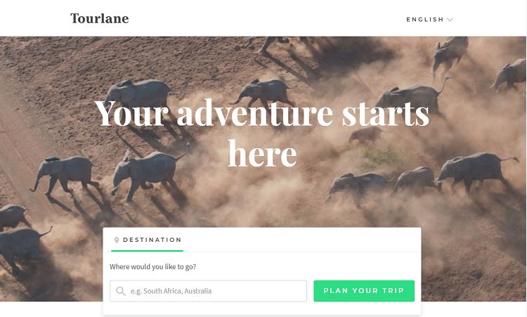 红杉资金领投旅逛筹备预订平台Tourlane的2110万欧
